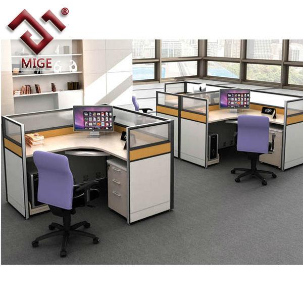 U Shape Wood Office Desk Partition Buy Office Desk