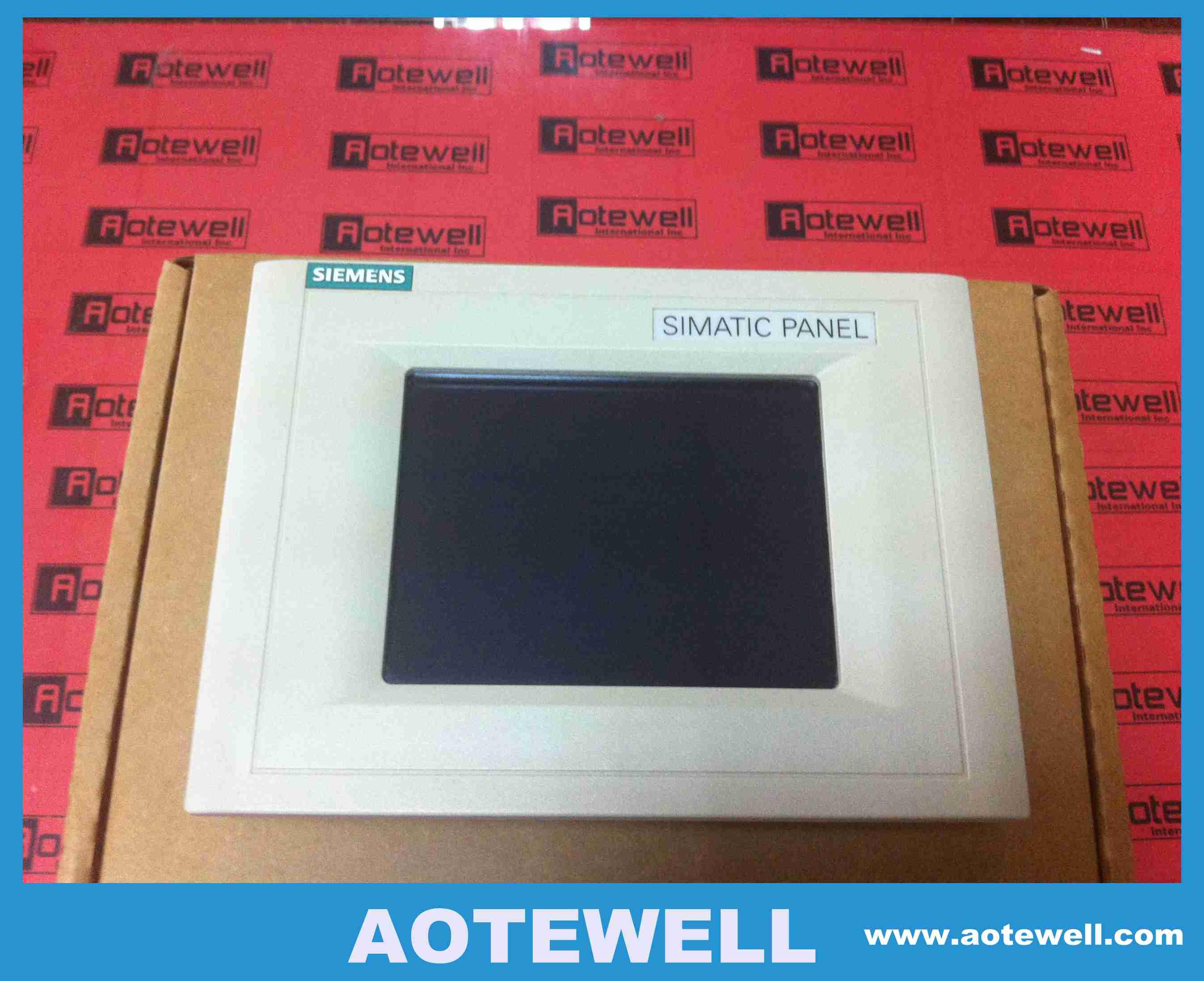 Siemens Touch Panel Tp170b 6av6545-0bb15-2ax0 Simatic Hmi