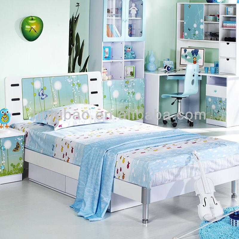 Dongguan Girl Furniture Bedroom/princess Bed/girls Car Beds