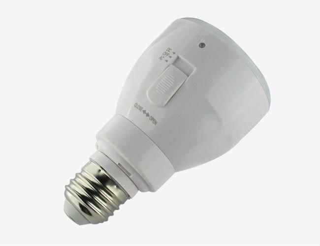 6h battery powered emergency charger light bulb & 6h Battery Powered Emergency Charger Light Bulb - Buy Emergency ... azcodes.com
