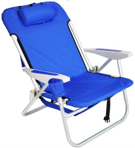 heavy duty sac dos pliage chaise de plage avec rembourr bretelles buy chaise pliante plage. Black Bedroom Furniture Sets. Home Design Ideas