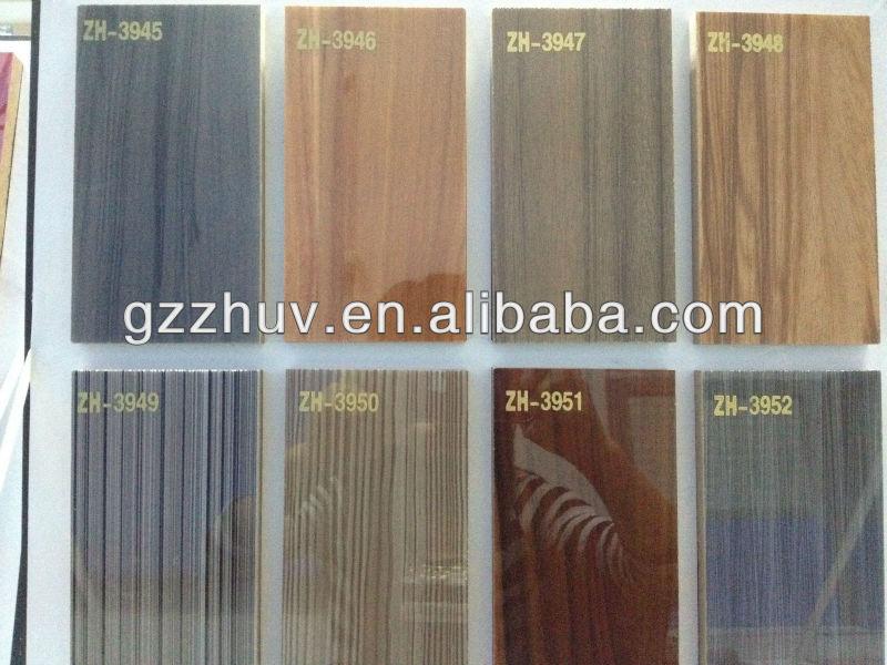 High gloss uv mdf zhihua brand high gloss melamine mdf - Facade de porte cuisine ...