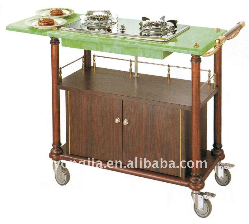Enclosed Food Service Carts