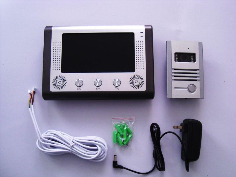 New Type Multi Apartment Video Intercom System Buy Multi