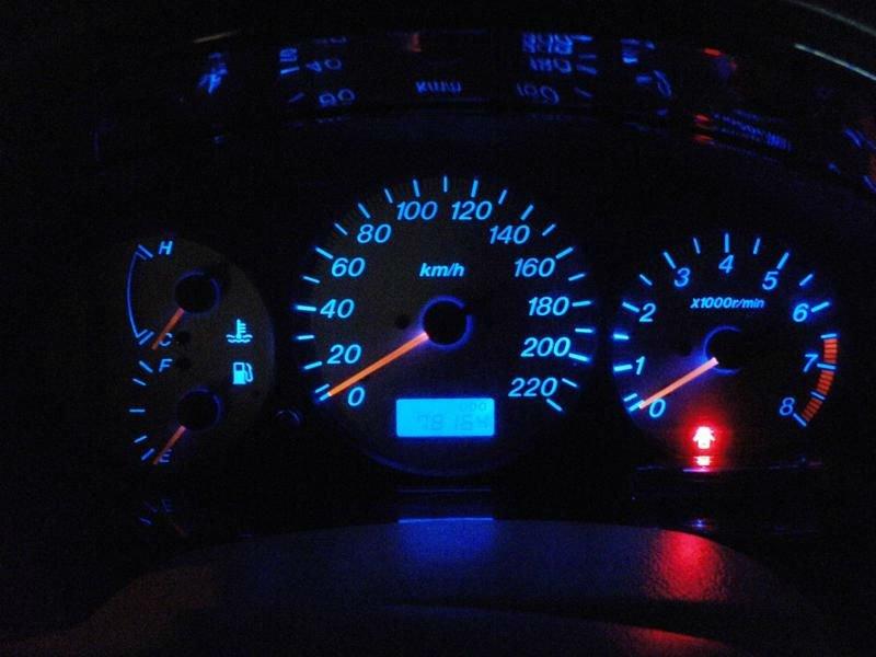 T5 74 73 Single 5050 Smd 3 Chip Wedge Auto Car Dashboard Led Bulb ...
