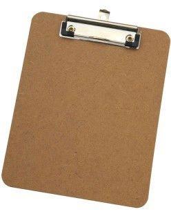 a5 wooden clipboard buy wooden clipboard mdf clipboard small
