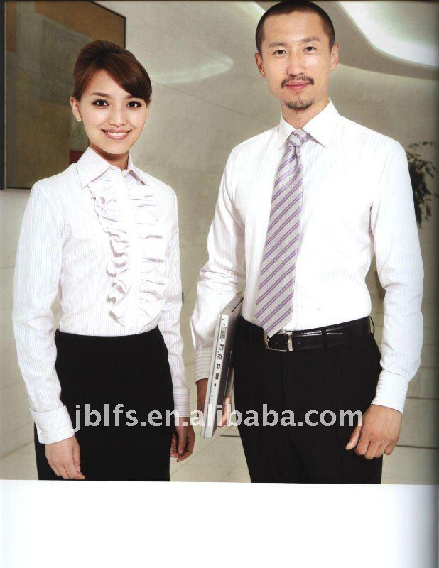 Ropa de oficina para hombre y mujer