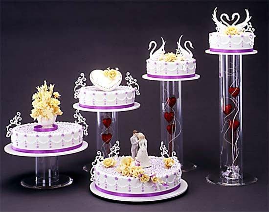 Acrylic 5 Tier Wedding Cake Stand Buy Wedding Cake Stand