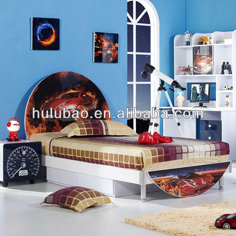 Functional Desk Kids Bedroom Furniture Sets Cheap 902e