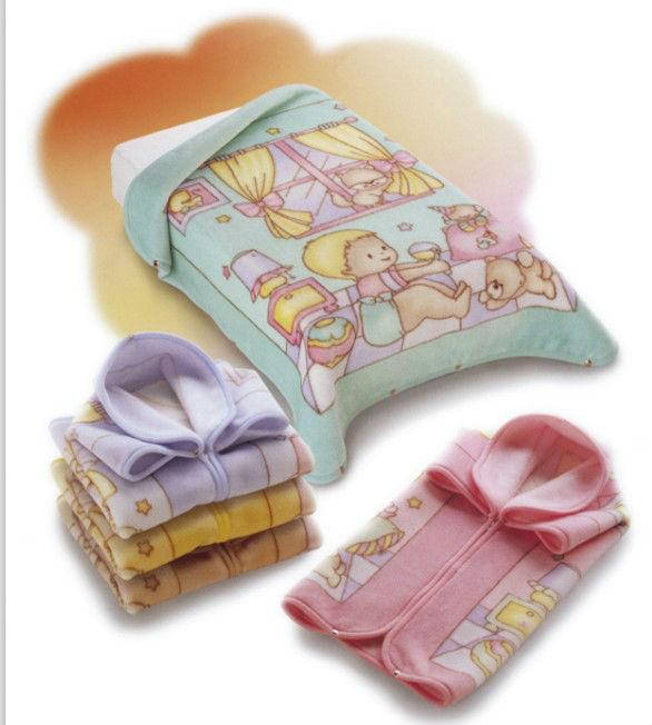 Patrones Que Hacen Punto Del Bebé/mantas Bebé Saco De Dormir/del ...
