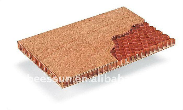 aluminium nid d 39 abeille panneau composite pour plancher. Black Bedroom Furniture Sets. Home Design Ideas