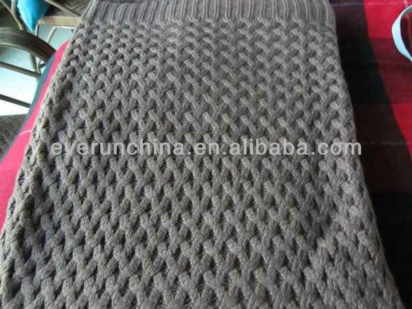 50ca73 100 Flechtmuster Baumwolle Stricken Wirft Und