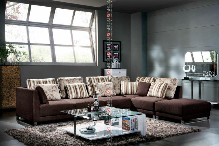 G172 Modern L Shaped Chesterfield Sofasmodern Home Center Sofamodern Sofa Cover