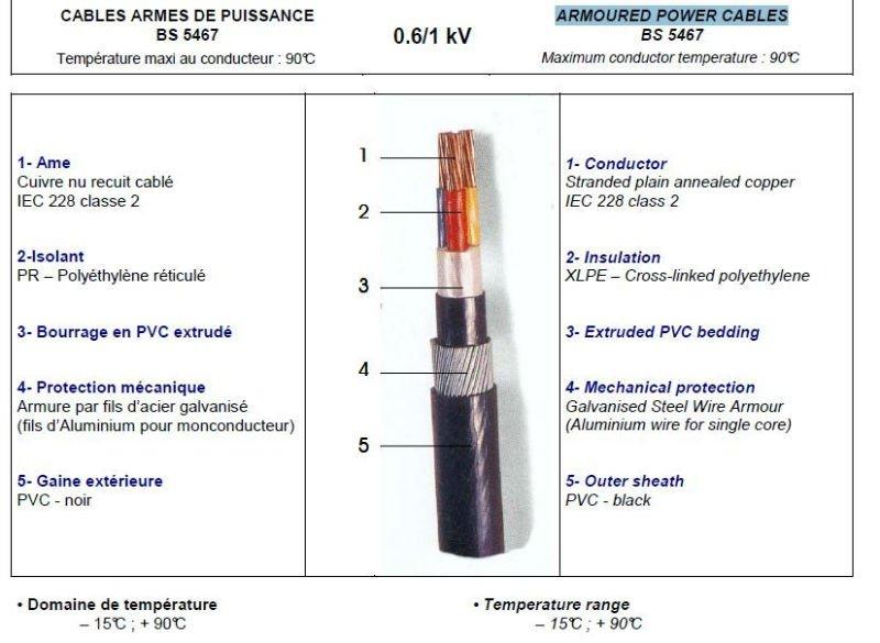 Bs5467 standard