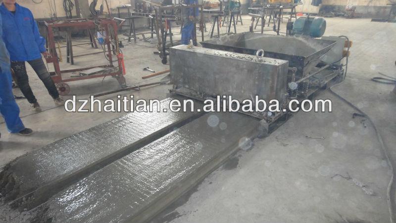 Hollow Core Precast Concrete : Prestressed hollow core slab machine precast concrete