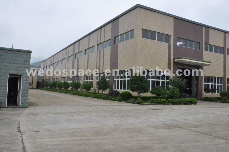 Light Steel Construction Factory Buildings Design - Buy ...