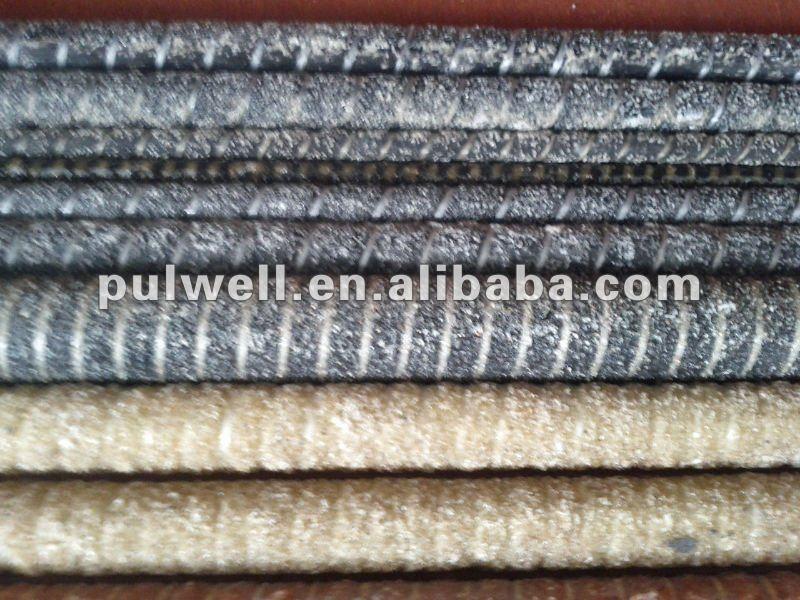 Corrosion resistant composite rebar fiberglass rebar for Stone wool insulation vs fiberglass