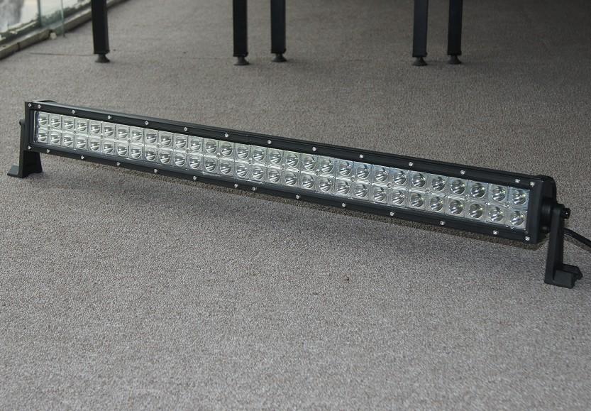 Durable 30 dual row led light barredblueyellow clear led light durable 30 dual row led light barredblueyellow aloadofball Image collections