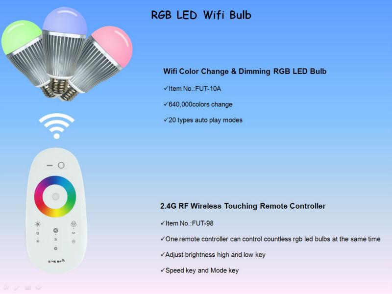 Futlight Catalogue,Mi.light Led Light Bulbs,Wifi Led Light,12w Led ...