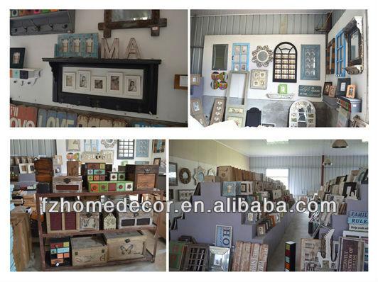 Shabby chic houten borden met woorden afdrukken voor decor buy product on - Shabby chique kamer ...