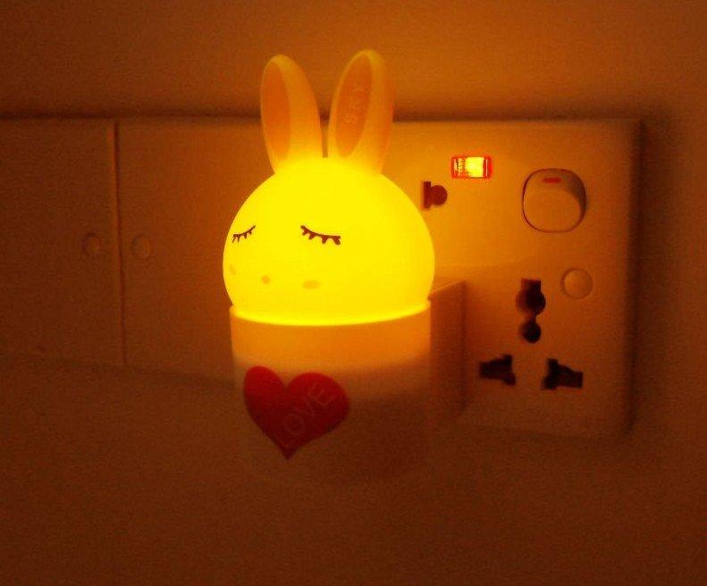 Rabbit Night Lamp,Led Night Light