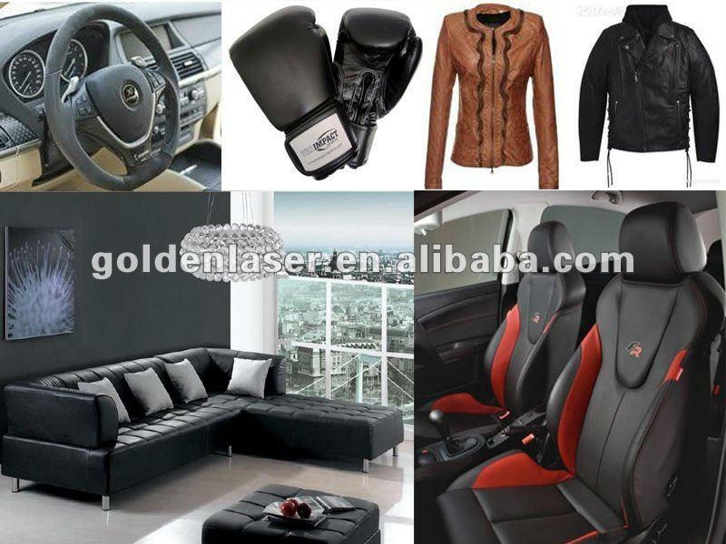 Laser Schneidemaschine Leder Für Auto Sitzbezug - Buy Product on ...