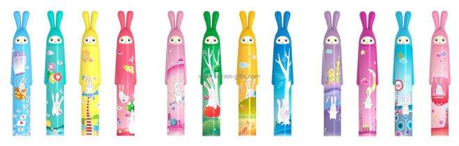 Toda La Familia Conejo De Dibujos Animados Botella Paraguas  Buy