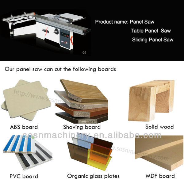 MJTD machine multi cut wood for furniture making panel saw