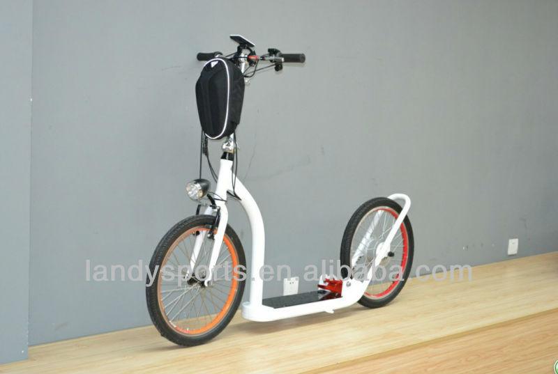Electric Kick Bike Foot Bike For Adult Dog Scooter Buy