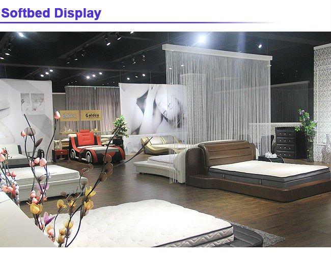 Eurpean Design 2015 Hot Sale Bedroom Furniture Teak Wood