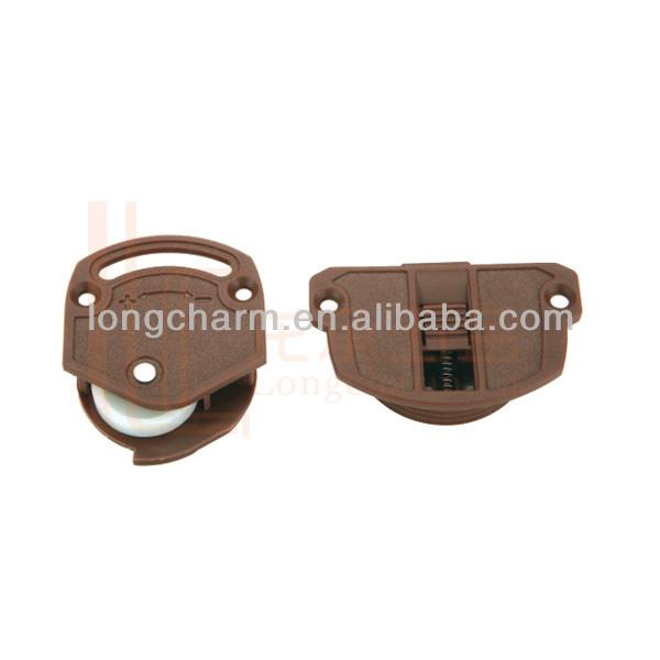 Nylon ophanging roller wielen kledingkast schuifdeur for Garderobe roller