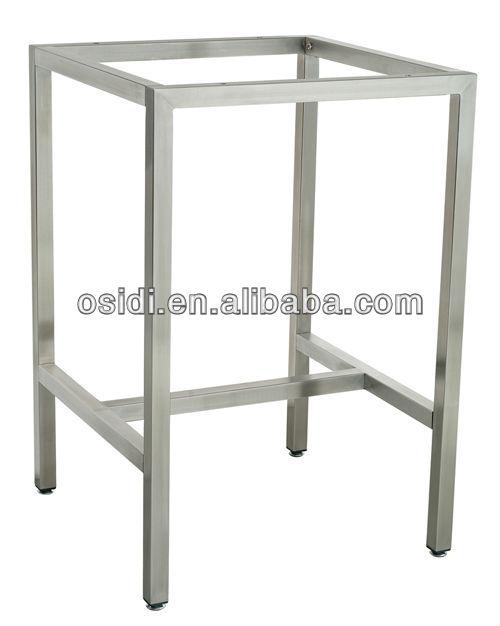 KD Table Frames/ Stainless Steel Table Frame/ Bar Table Frame