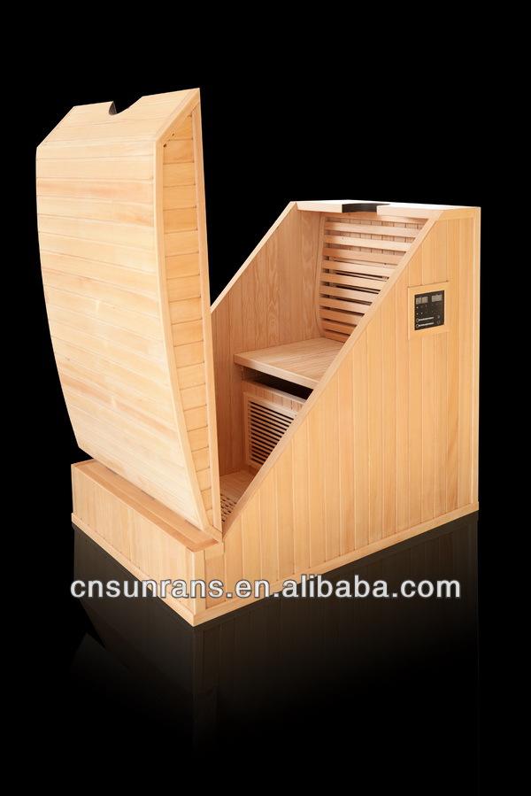 Mini Sauna Portatil Sauna Cicuta Sauna De Madera Caja Buy Sauna - Sauna-madera