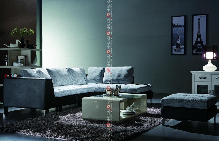 Wonderful Compact Sofa Furniture Of Cavite / L Shaped Sofa Set / Cheap Sofa Set G162