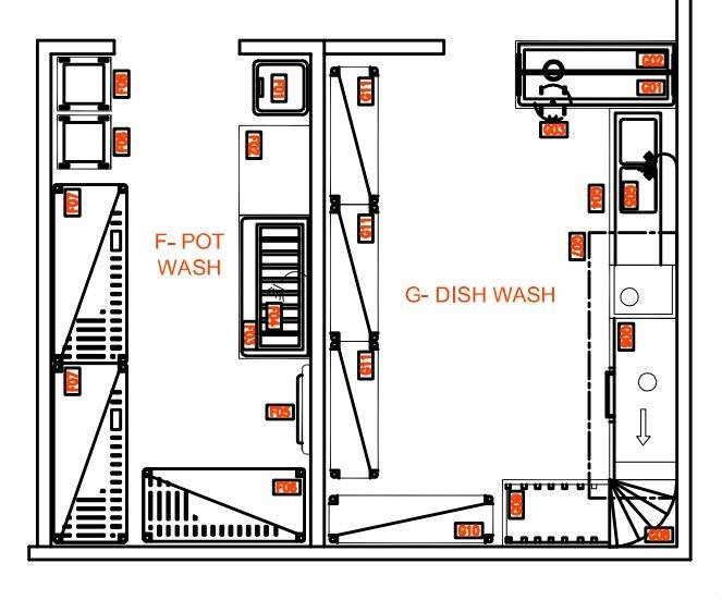 2014 new design five star hotel favoriteeuropean kitchen design