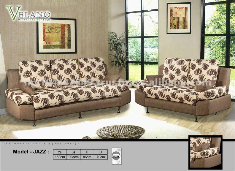 Vs Deco Trendy Fabric Sofa Elegant Antique