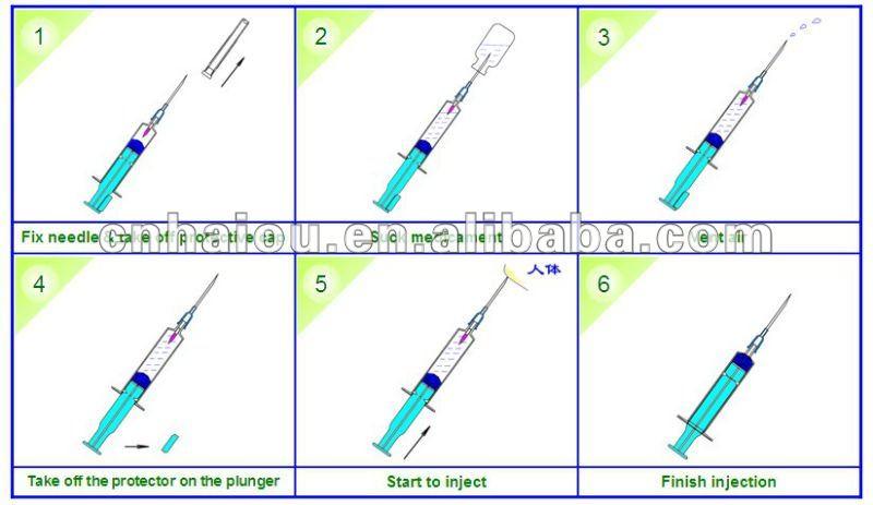 Medical Equipment( Auto Disable Syringe)