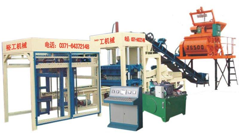 cinder block machine for sale