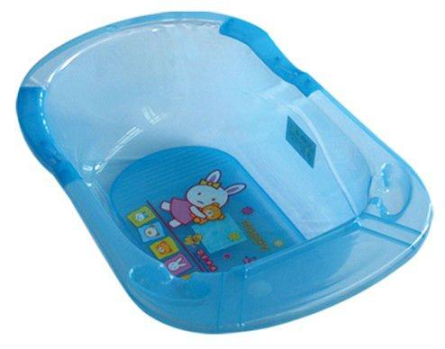 De seguridad de pl stico beb ba era con asiento o ba era for Banera plastico bebe