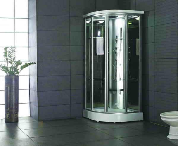 Monalisa Acrylic Sealed Corner Shower Units - Buy Corner ...