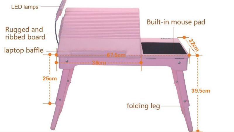liege computer laptop tisch notebook einstellbar. Black Bedroom Furniture Sets. Home Design Ideas