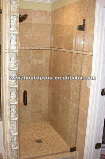 Frameless Glass Single Hinged Shower Door Buy Shower Doorglass