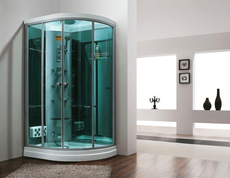 Monalisa Acrylic Sealed Corner Shower Units