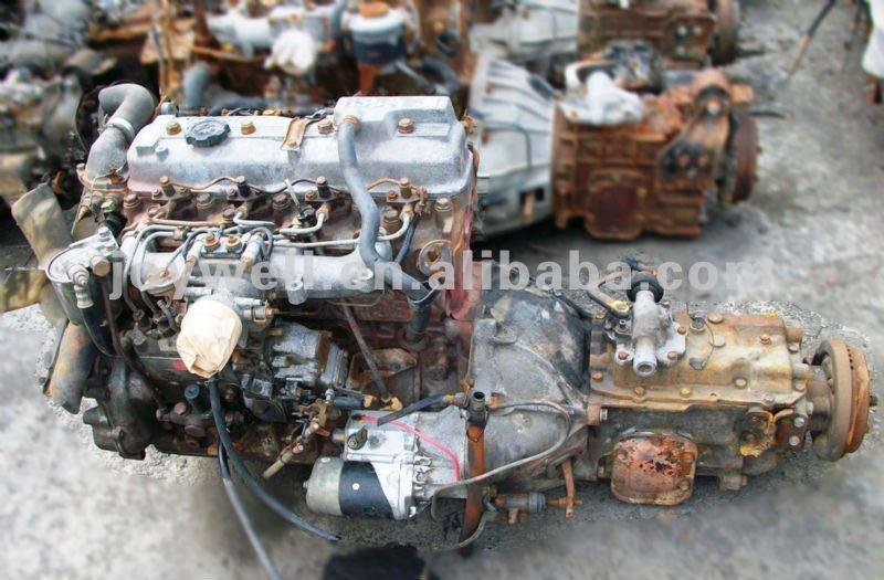 Used Toyota Diesel Engine 13b  Buy Used EngineUsed Diesel