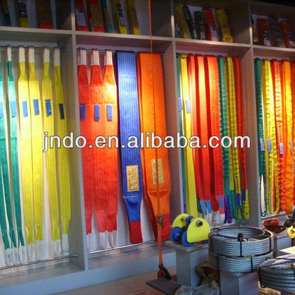 Webbing slings color code buy webbing sling web sling - Como almacenar perchas ...