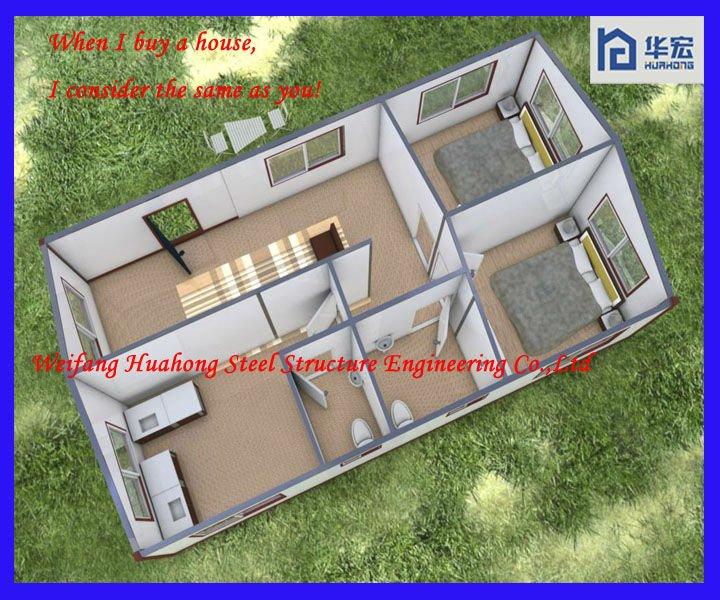 2012 senegal low cost prefab house kits buy prefab house for Low cost house kits
