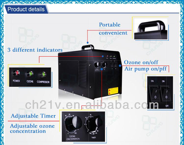 smoke purifier machine