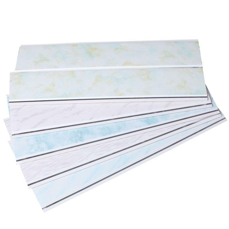 Pvc Wall Boards : Plastic bathroom pvc wall panels buy panel