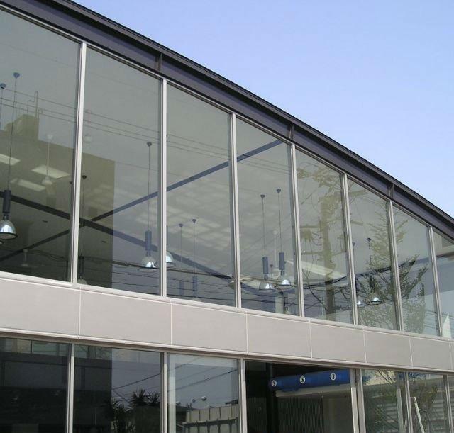 Exterior Building Glass Walls - Buy Exterior Building Glass Walls ...