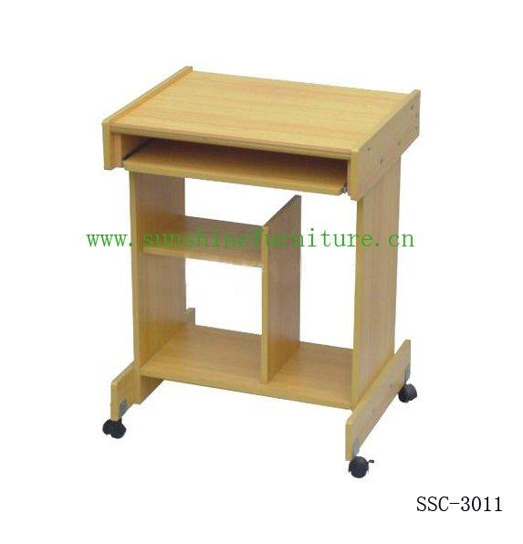 De madera de la mesa de la computadora muebles de oficina buy muebles de dise o moderno mesa - Mesas de ordenador de diseno ...